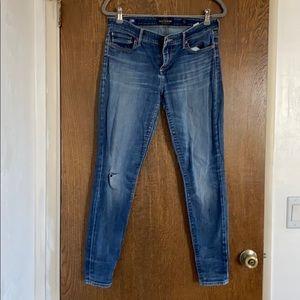 Lucky brand jeans Stella skinny
